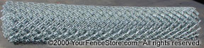 Roll of Chain Link Fence Mesh