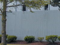 Industrial Link - Chain Link Fence