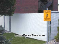 Privacy Master Chain Link Fence
