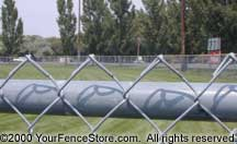 Knuckle - Chain Link Fence