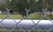 Twist - Chain Link Fence