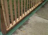 Mowstrip Fence Weed Barrier To Stop Weeds And Grass