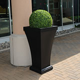 Bordeaux 40 inch Tall Patio Planter