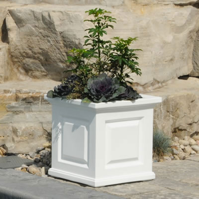 Nantucket Patio Planter Box 5865