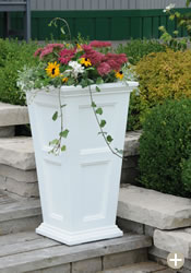 Tall Fairfield Planter Patio Box