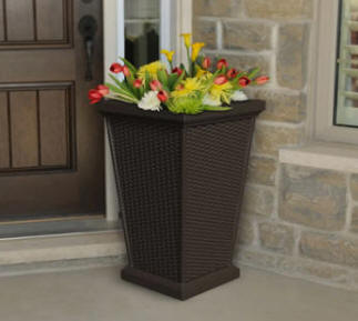 Wellington Tall Planter Box 5863