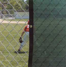 Baseball Windscreen