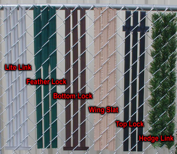 Chain Link Fence Slats For Privacy Fences